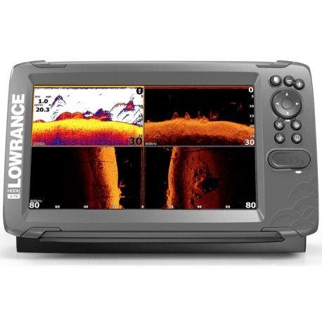GPS-Plotter Sonda Lowrance ELITE-9 TI-CHIRP DownScan – M