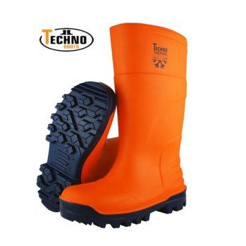 Bota de poliuretano TECHNO BOOTS THERMO.-50º con puntera y plantilla fibra