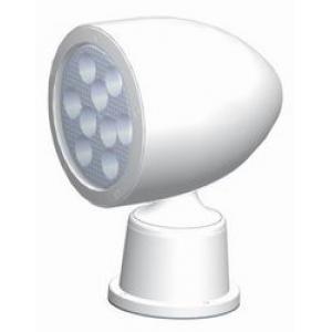 Foco Pirata LED- Ocean- 12v-9x3w-lm -c/mando remoto