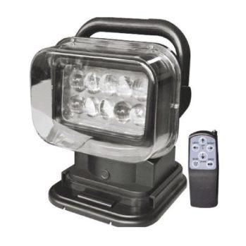 Foco Pirata LED- 12/24v- 55w-3200lm- Wireless c/mando