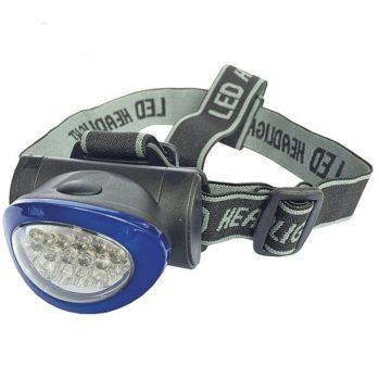Linterna LED frontal CHICOLINO IPX4 - 60lm