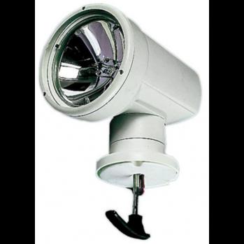 Foco Pirata. Osculati- 12v-100w-6000lm -base giratoria manual